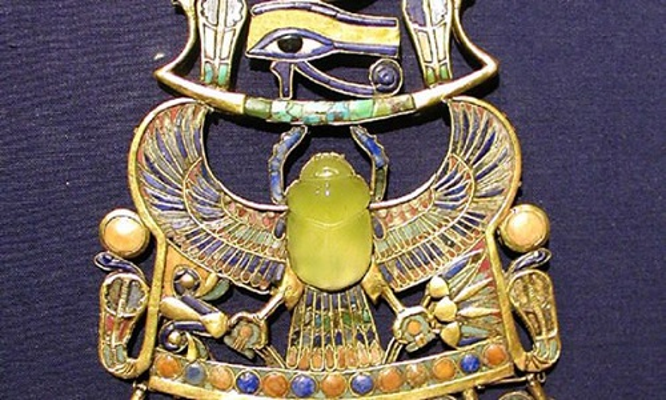 Giai ma bat ngo ve trang suc cua pharaoh Tutankhamun-Hinh-4