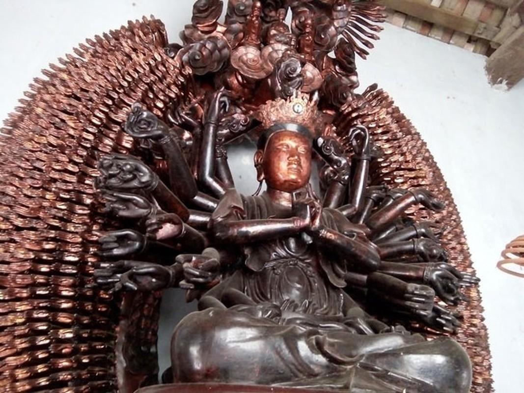 Bi an tuong Phat nghin mat nghin tay vua duoc cong nhan bao vat QG-Hinh-4