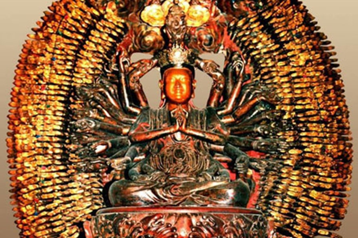 Bi an tuong Phat nghin mat nghin tay vua duoc cong nhan bao vat QG-Hinh-6