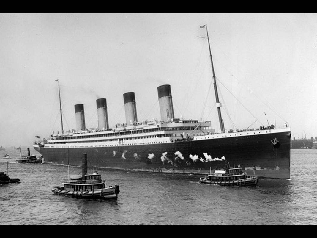 Nong: Trieu phu ngan hang khien tau Titanic gap tham hoa kinh hoang?