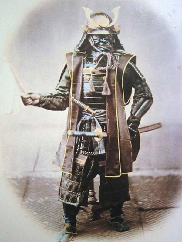 Giai ma bo ao giap huyen thoai cua samurai Nhat Ban-Hinh-2