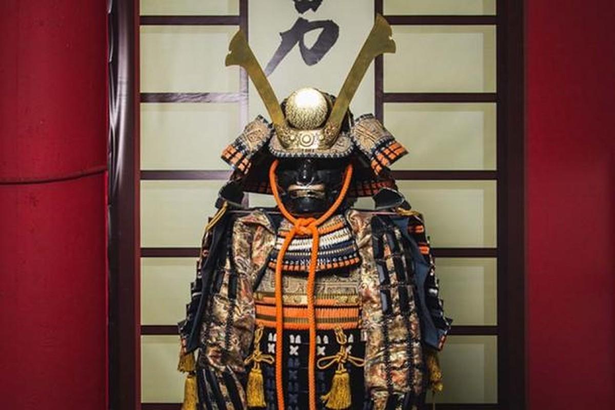 Giai ma bo ao giap huyen thoai cua samurai Nhat Ban-Hinh-3