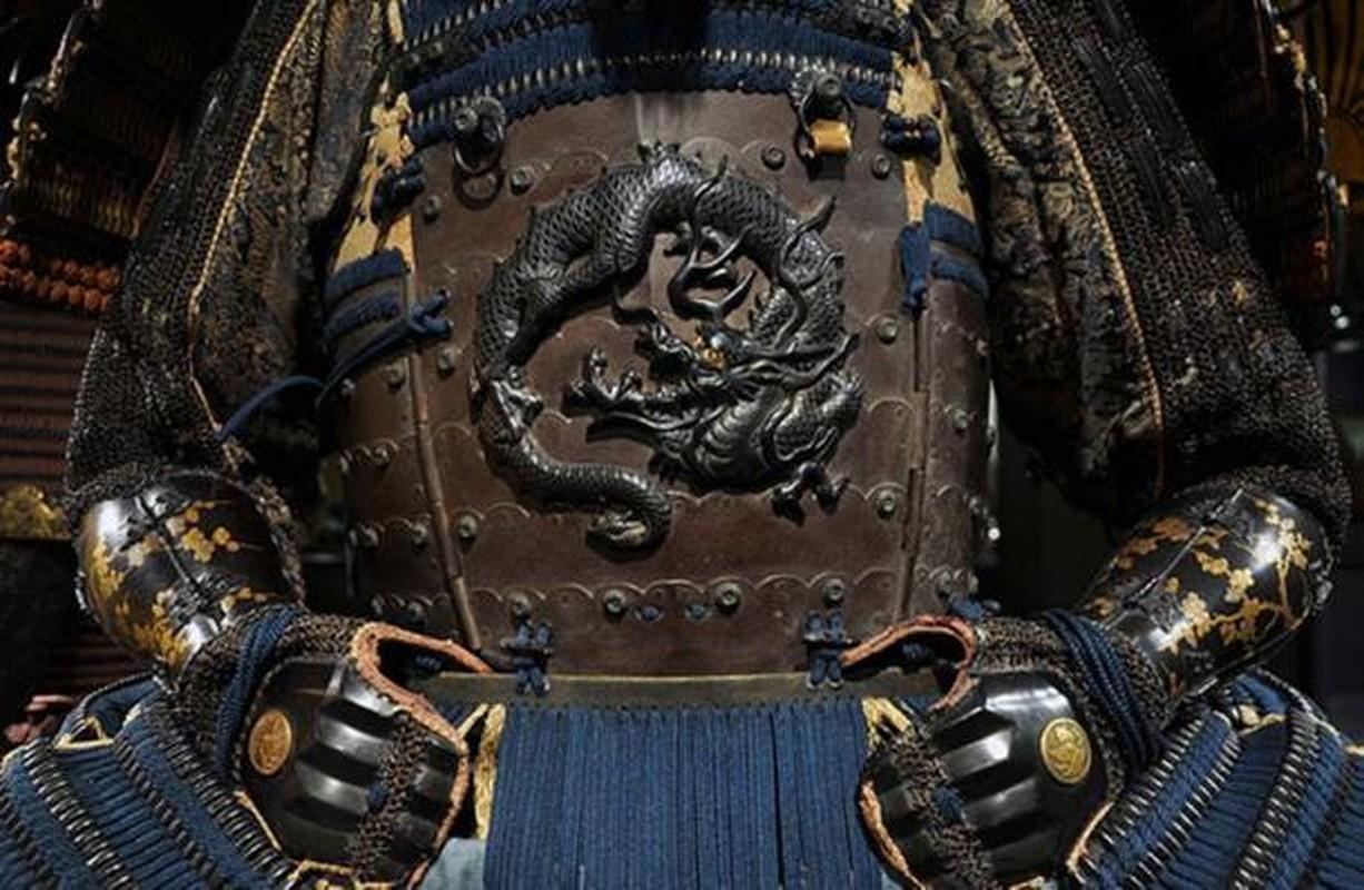 Giai ma bo ao giap huyen thoai cua samurai Nhat Ban-Hinh-5
