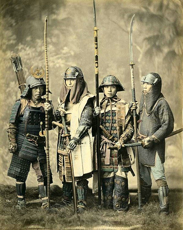 Giai ma bo ao giap huyen thoai cua samurai Nhat Ban-Hinh-8