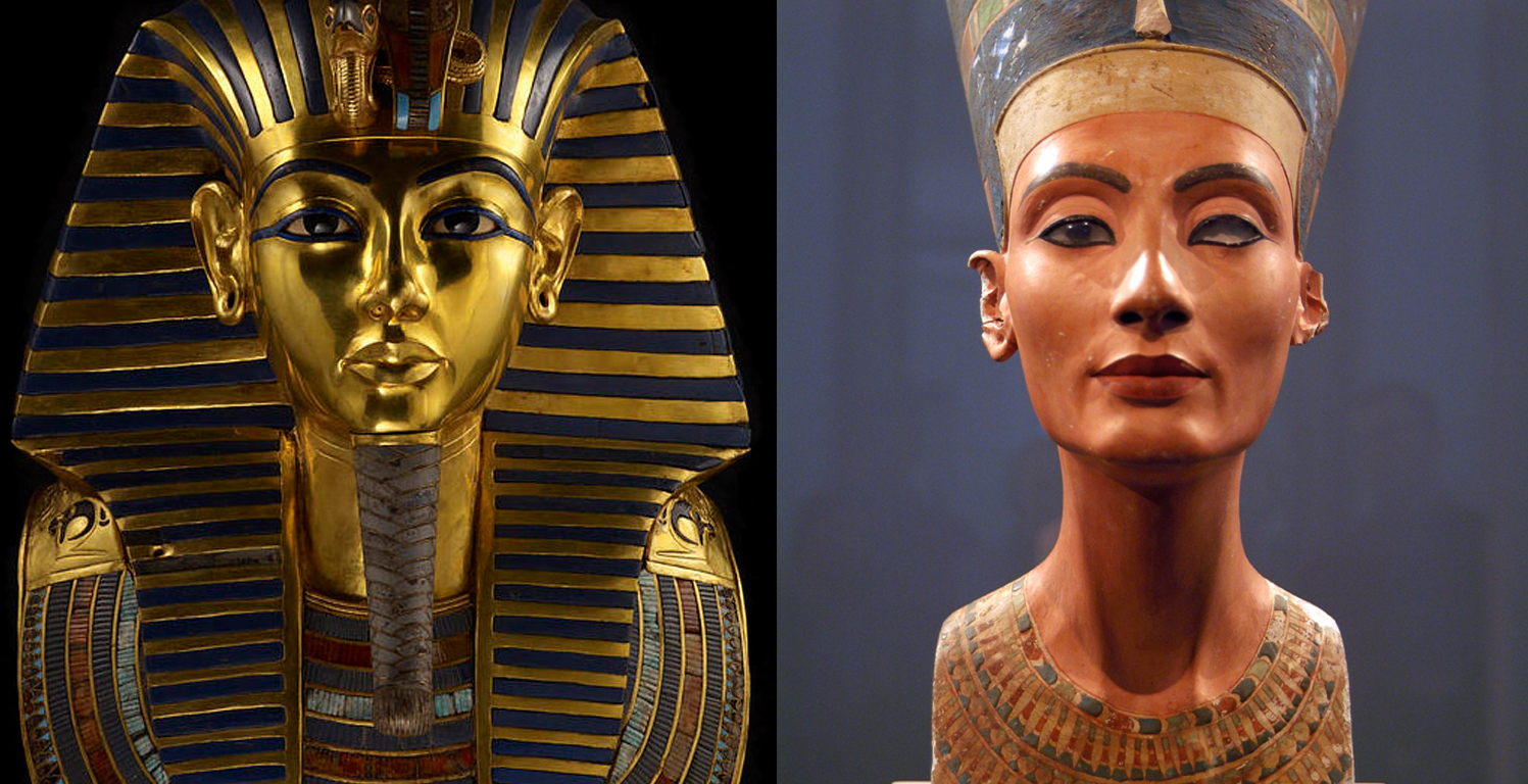 Chan dong: Mo pharaoh Tutankhamun chua thi hai nu hoang Nefertiti?-Hinh-10