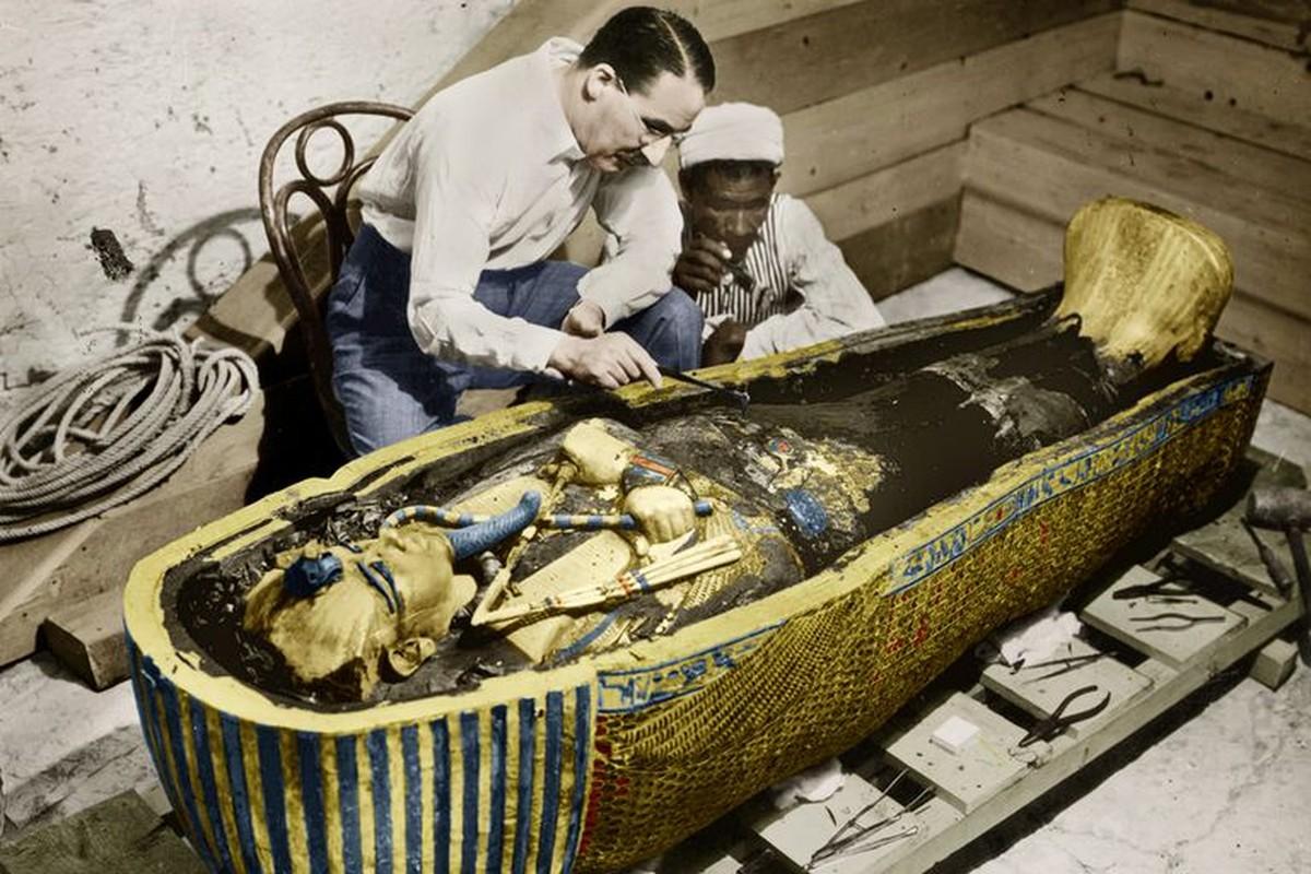 Chan dong: Mo pharaoh Tutankhamun chua thi hai nu hoang Nefertiti?-Hinh-3