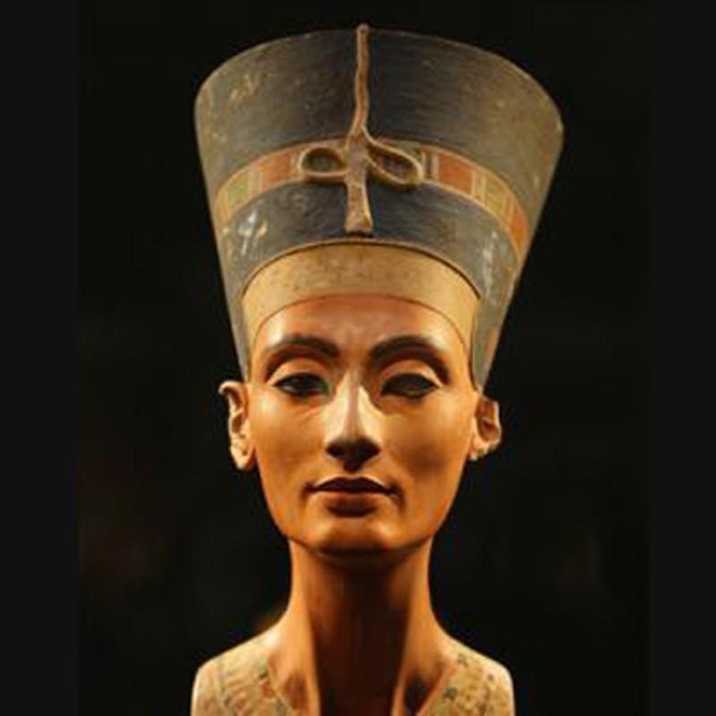 Chan dong: Mo pharaoh Tutankhamun chua thi hai nu hoang Nefertiti?-Hinh-5