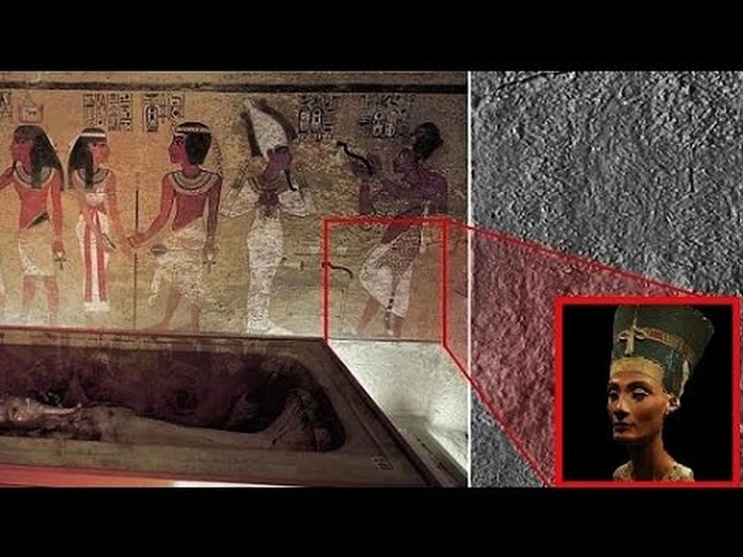 Chan dong: Mo pharaoh Tutankhamun chua thi hai nu hoang Nefertiti?-Hinh-7