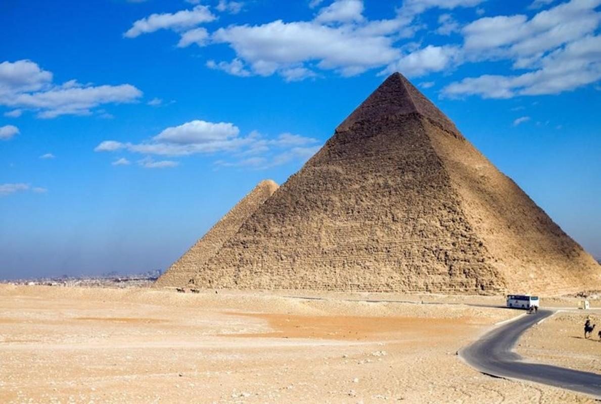 Vi sao dai kim tu thap Giza hoan hao den kho tin?