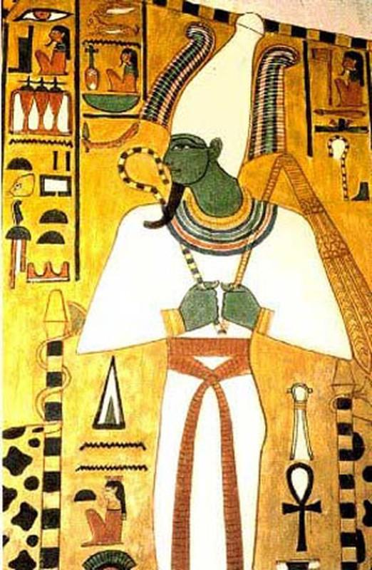 Giai ma bieu tuong quyen luc tren quan tai pharaoh Ai Cap-Hinh-5
