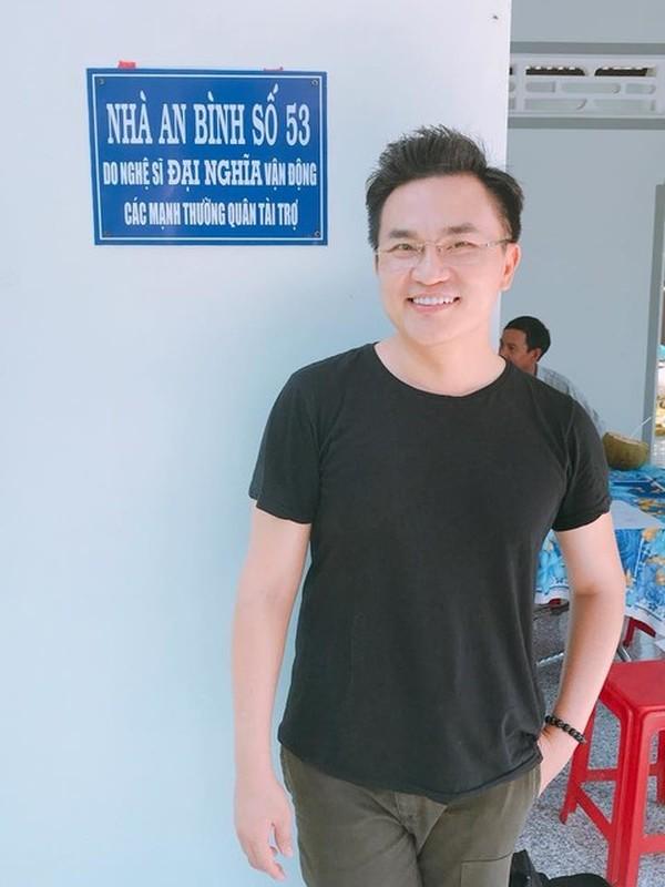MC giau nhat Viet Nam: 41 tuoi van doc than, quyet khong lay vo sinh con-Hinh-7