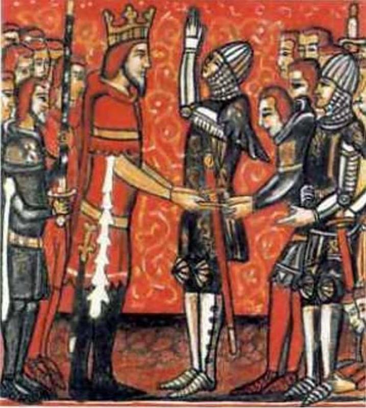 Mắc trên vách đá: Thanh kiếm Durandal huyền thoại của hiệp sĩ Roland? - 3