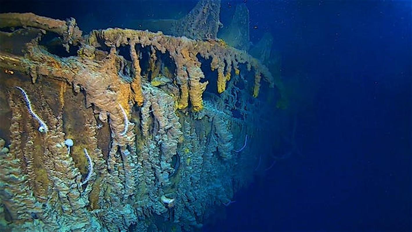 Ngam xac tau Titanic huyen thoai truoc khi bien mat hoan toan-Hinh-10