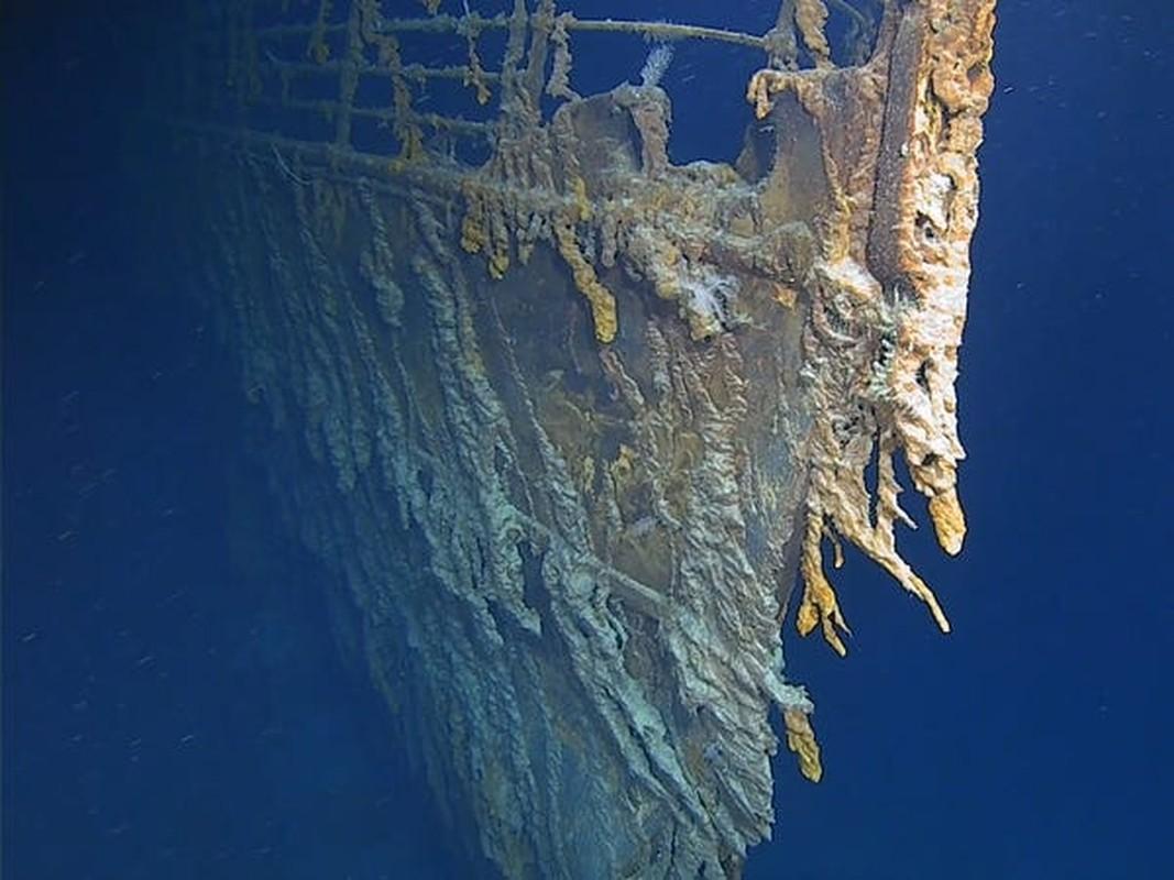 Ngam xac tau Titanic huyen thoai truoc khi bien mat hoan toan-Hinh-2