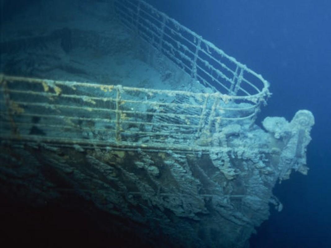 Ngam xac tau Titanic huyen thoai truoc khi bien mat hoan toan-Hinh-4