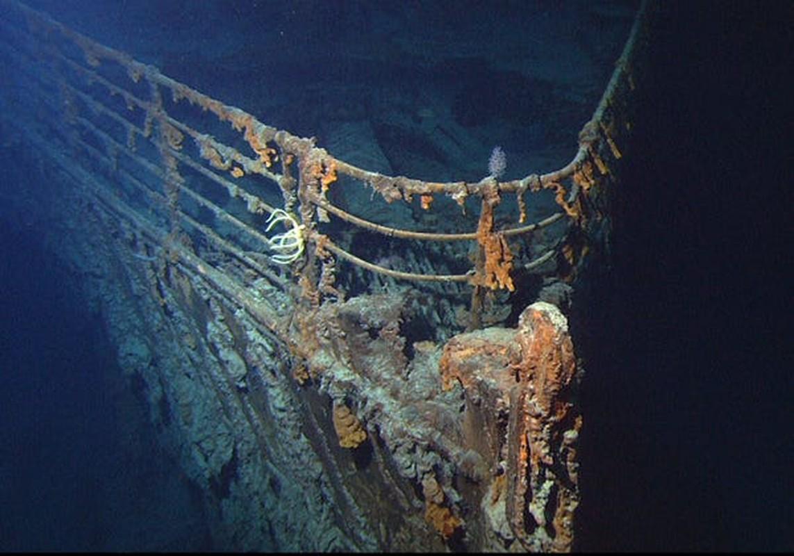 Ngam xac tau Titanic huyen thoai truoc khi bien mat hoan toan-Hinh-6