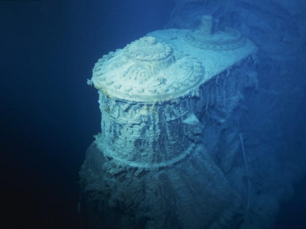 Ngam xac tau Titanic huyen thoai truoc khi bien mat hoan toan-Hinh-7