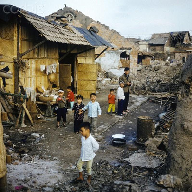 Loat anh hiem hoi it biet ve mien Bac thoi Chien tranh Viet Nam-Hinh-4