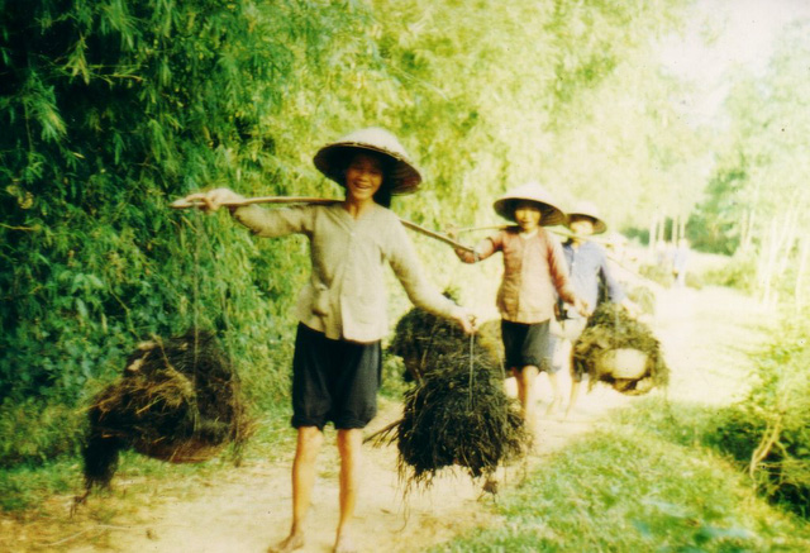Loat anh hiem hoi it biet ve mien Bac thoi Chien tranh Viet Nam-Hinh-9