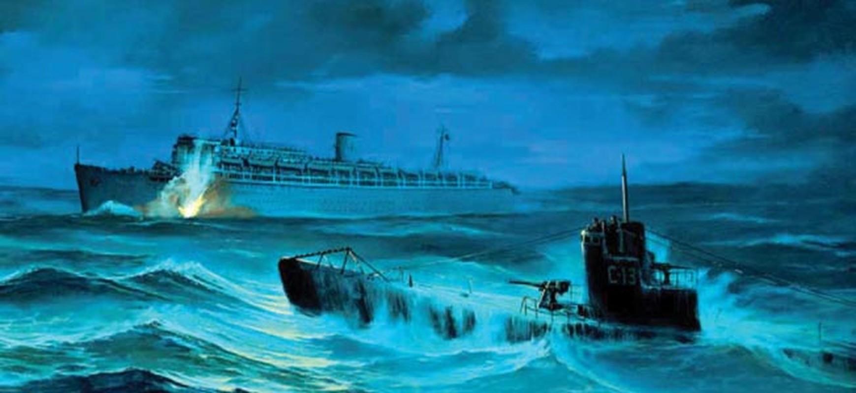 """Giai ma tham kich """"tau Titanic cua Hitler"""" trong The chien 2-Hinh-4"""