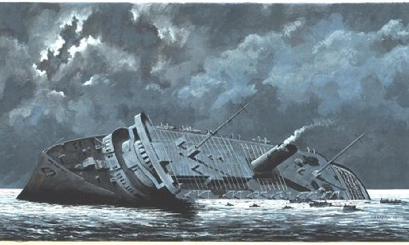"""Giai ma tham kich """"tau Titanic cua Hitler"""" trong The chien 2-Hinh-5"""