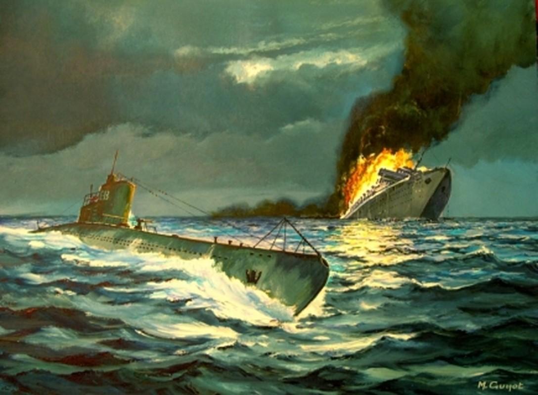 """Giai ma tham kich """"tau Titanic cua Hitler"""" trong The chien 2-Hinh-7"""