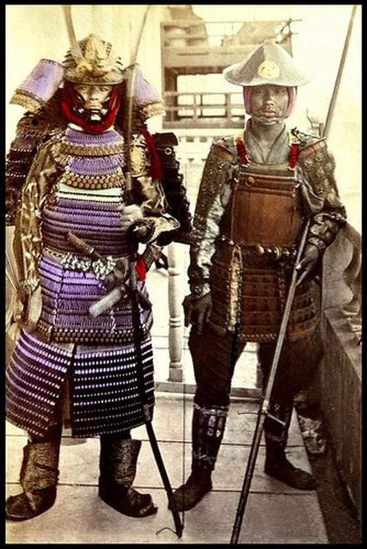 Bi mat cuc soc ve suc manh cua bo ao giap Samurai-Hinh-5