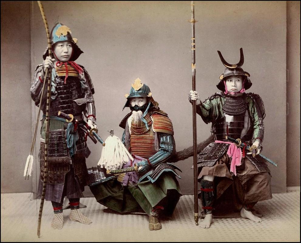 Bi mat cuc soc ve suc manh cua bo ao giap Samurai