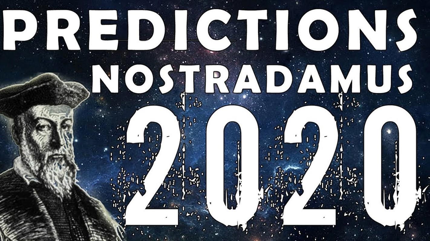 Rung minh Nostradamus tien tri ve van menh the gioi nam 2020