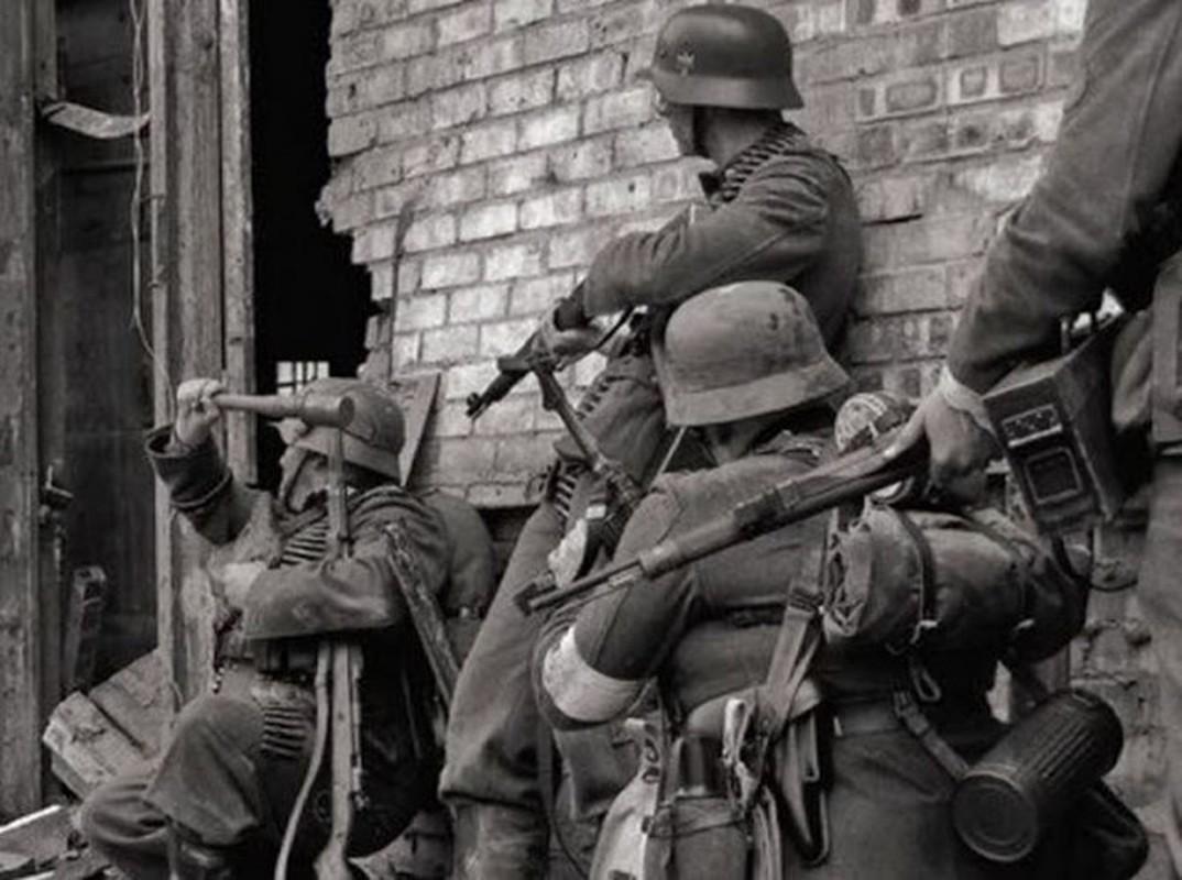 Vi sao phat xit Duc bai tran e che o Stalingrad?
