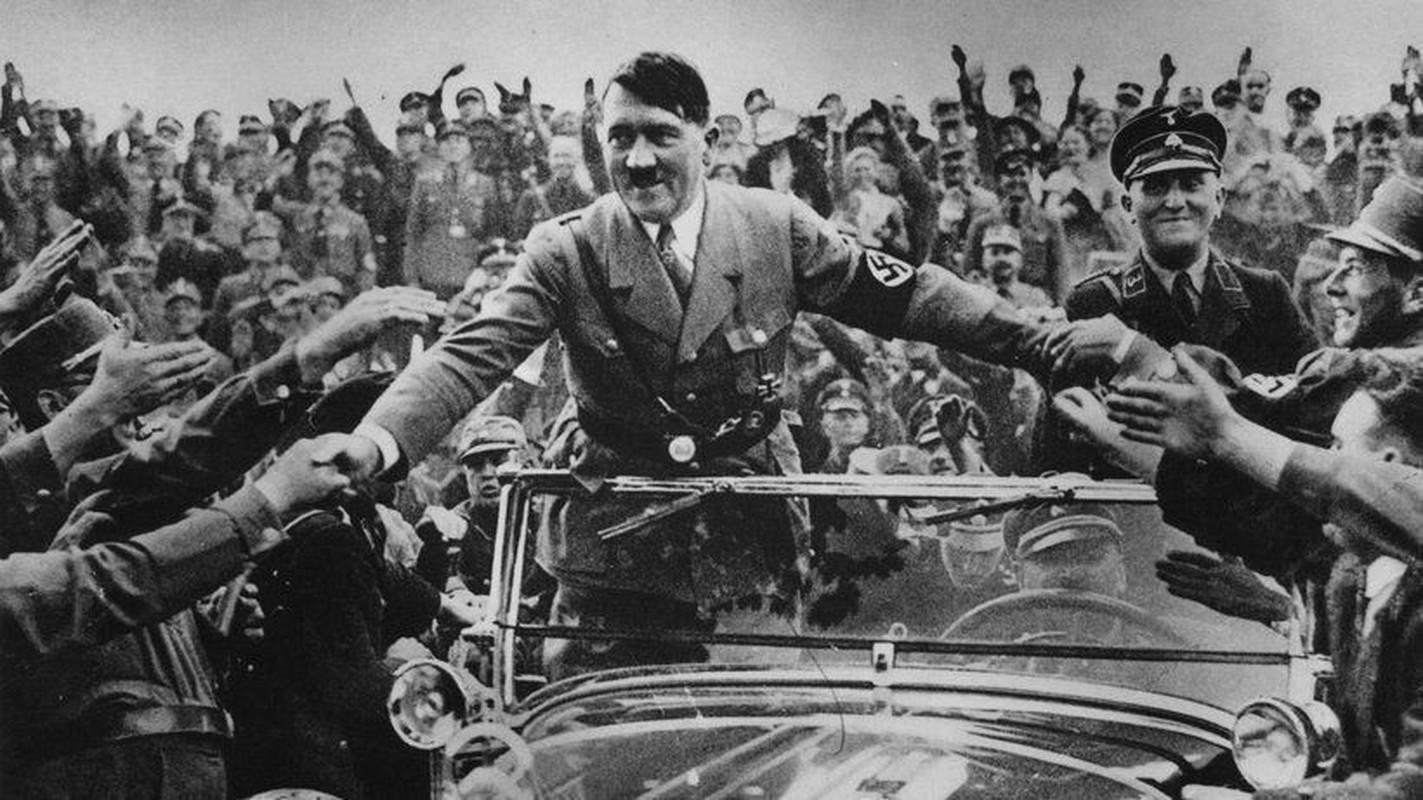 Vi sao trum phat xit Hitler cam han ngut troi nguoi Do Thai?