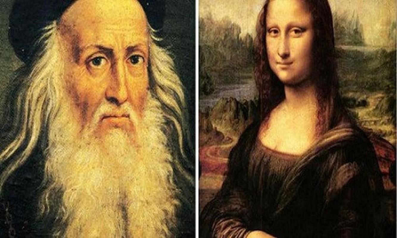 Chan dong: Nang Mona Lisa la nguoi tinh bi mat cua Leonardo da Vinci?-Hinh-2