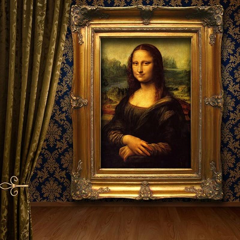 Chan dong: Nang Mona Lisa la nguoi tinh bi mat cua Leonardo da Vinci?-Hinh-3