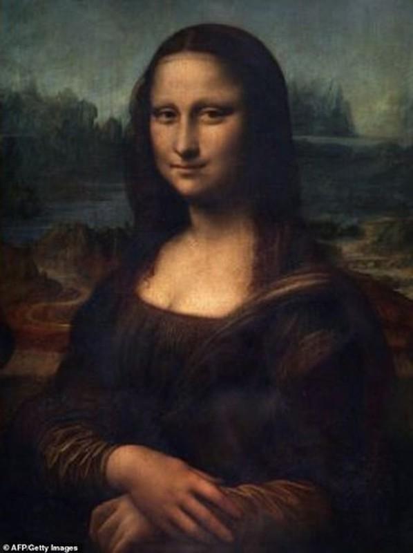 Chan dong: Nang Mona Lisa la nguoi tinh bi mat cua Leonardo da Vinci?