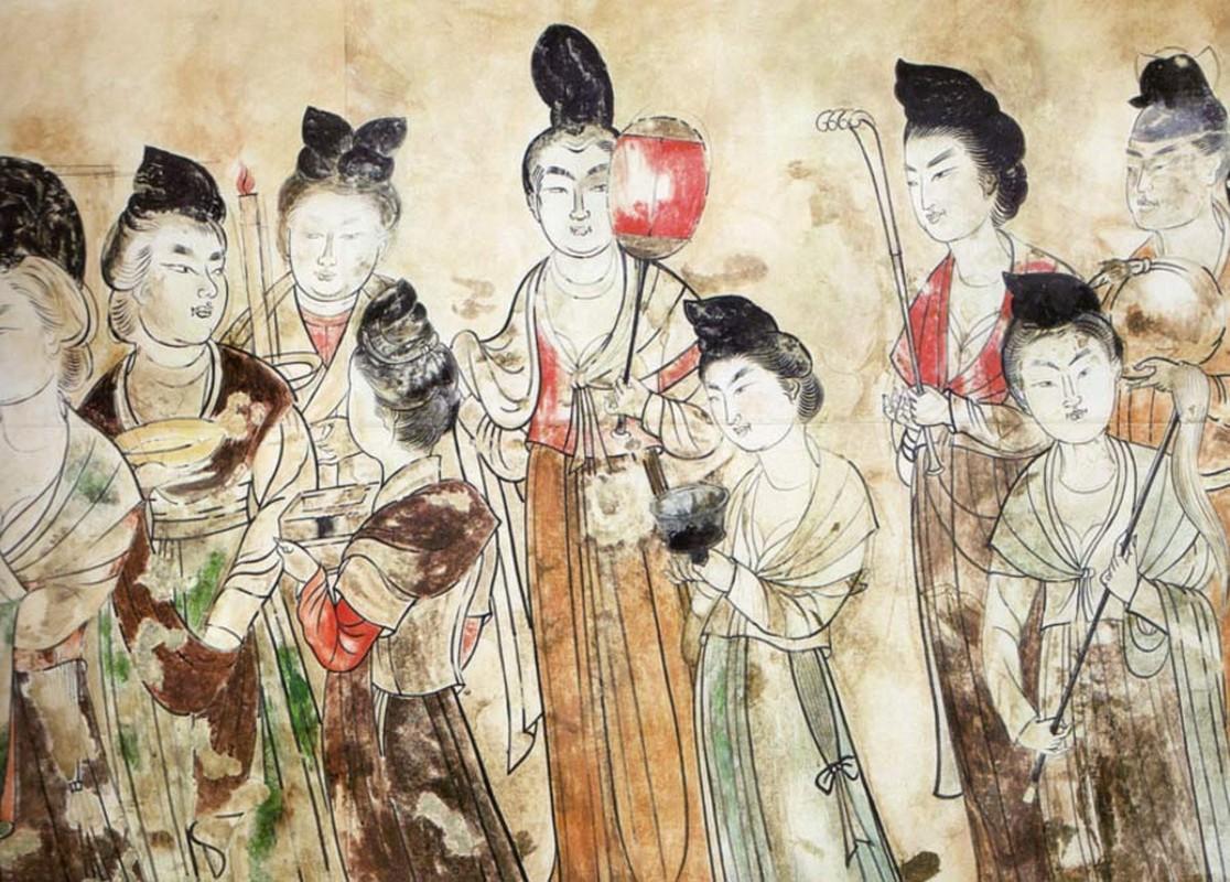 """Khung khiep 5 dai dich nguy hiem """"can quet"""" Trung Quoc thoi co dai"""