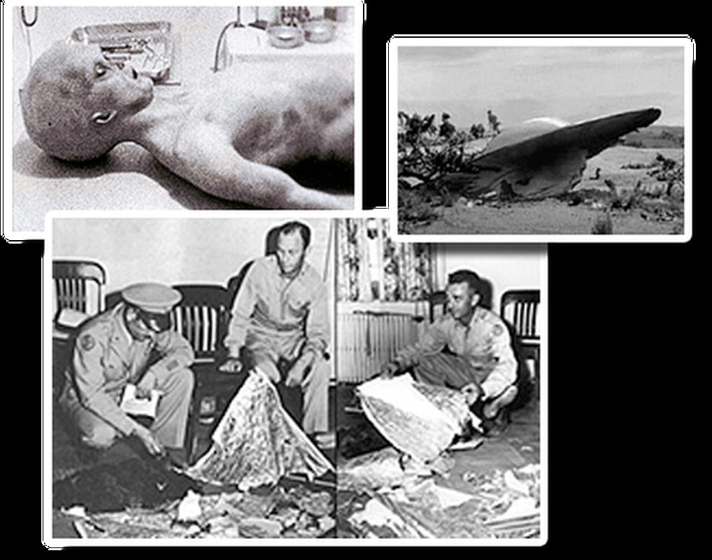 Chan dong: Khong chi 1, co tan 2 UFO roi xuong Roswell nam 1947?-Hinh-9