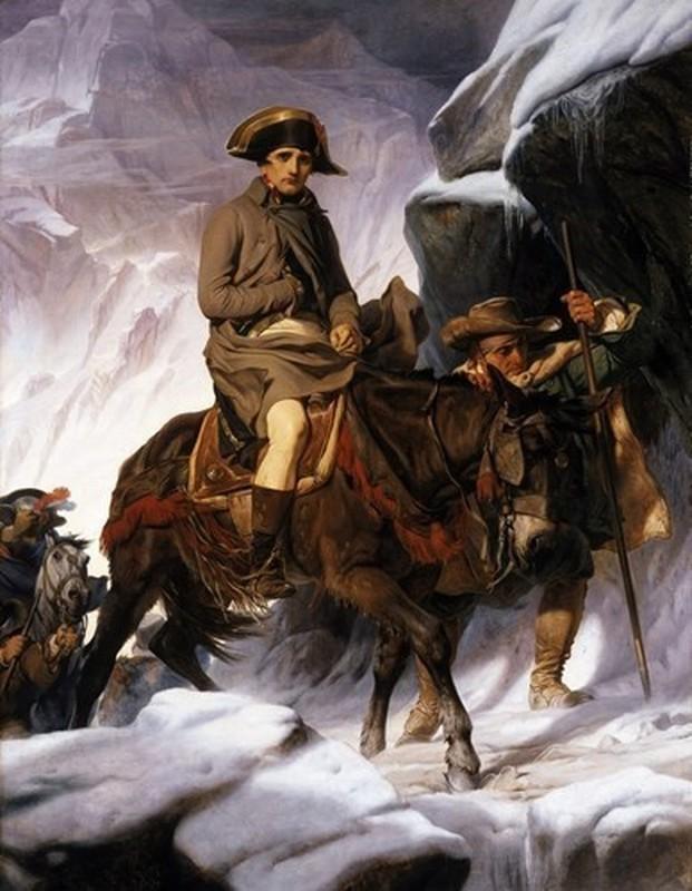 Su that ngo ngang hoang de Napoleon bi dau doc den chet