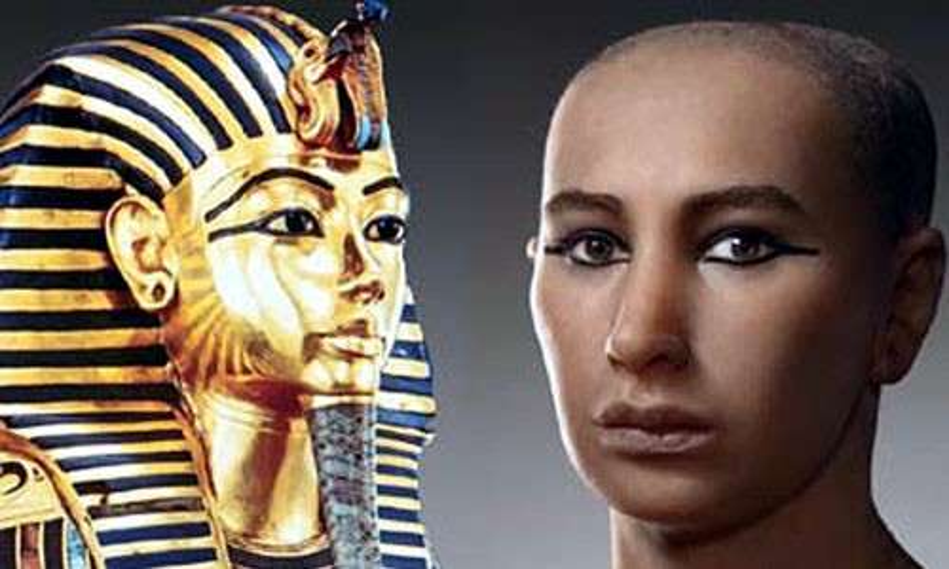 Truoc khi qua doi, Pharaoh Tutankhamun gap tai nan khung khiep the nao?