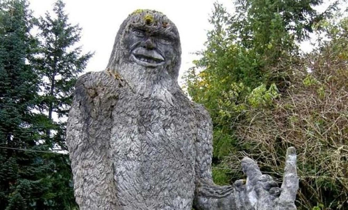 Chan dong: Quai vat Bigfoot la hau due cua nguoi ngoai hanh tinh?-Hinh-7