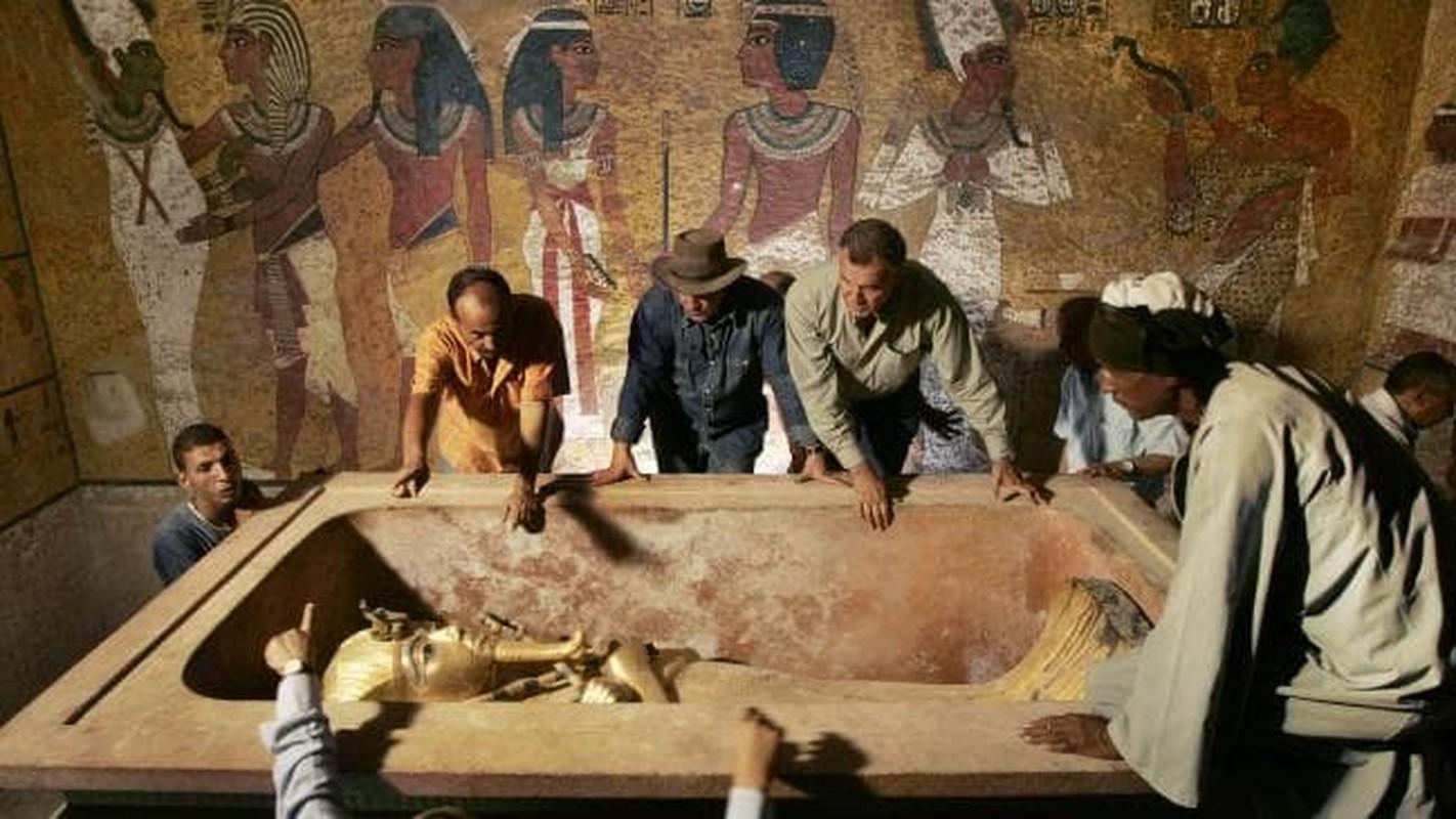 Pharaoh Ai Cap thuong duoc chon bao vat gi trong lang mo?-Hinh-4
