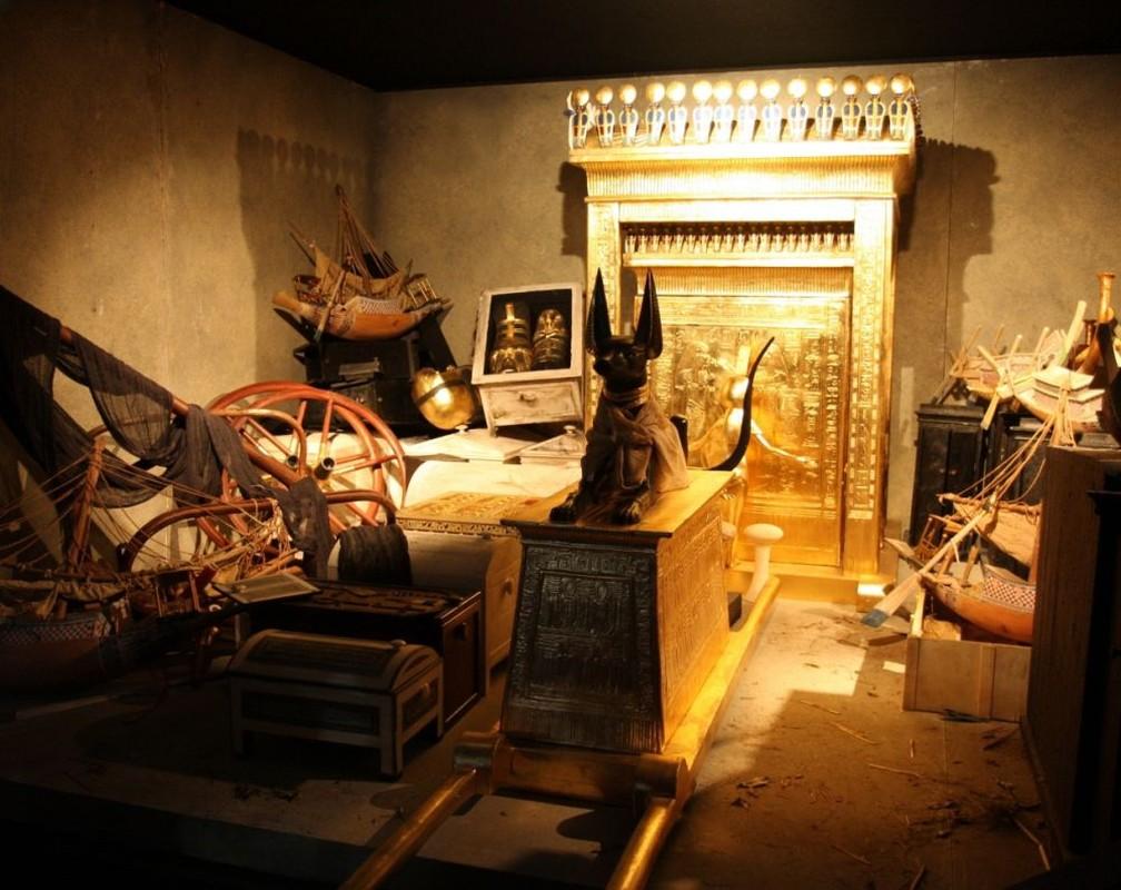 Pharaoh Ai Cap thuong duoc chon bao vat gi trong lang mo?-Hinh-8