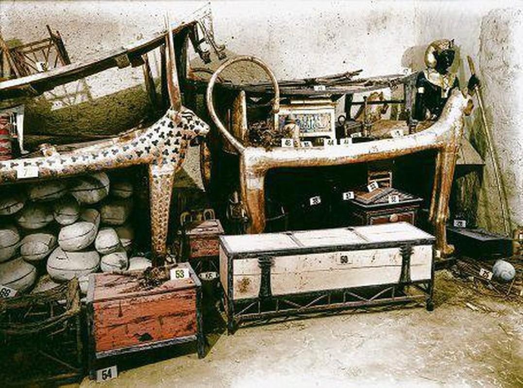 Pharaoh Ai Cap thuong duoc chon bao vat gi trong lang mo?-Hinh-9