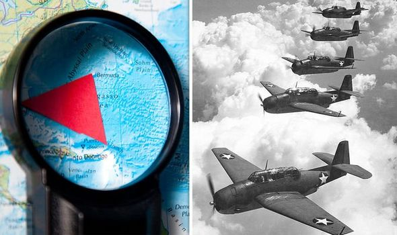 Kho giai vu 5 may bay mat tich o tam giac quy Bermuda nam 1945-Hinh-3