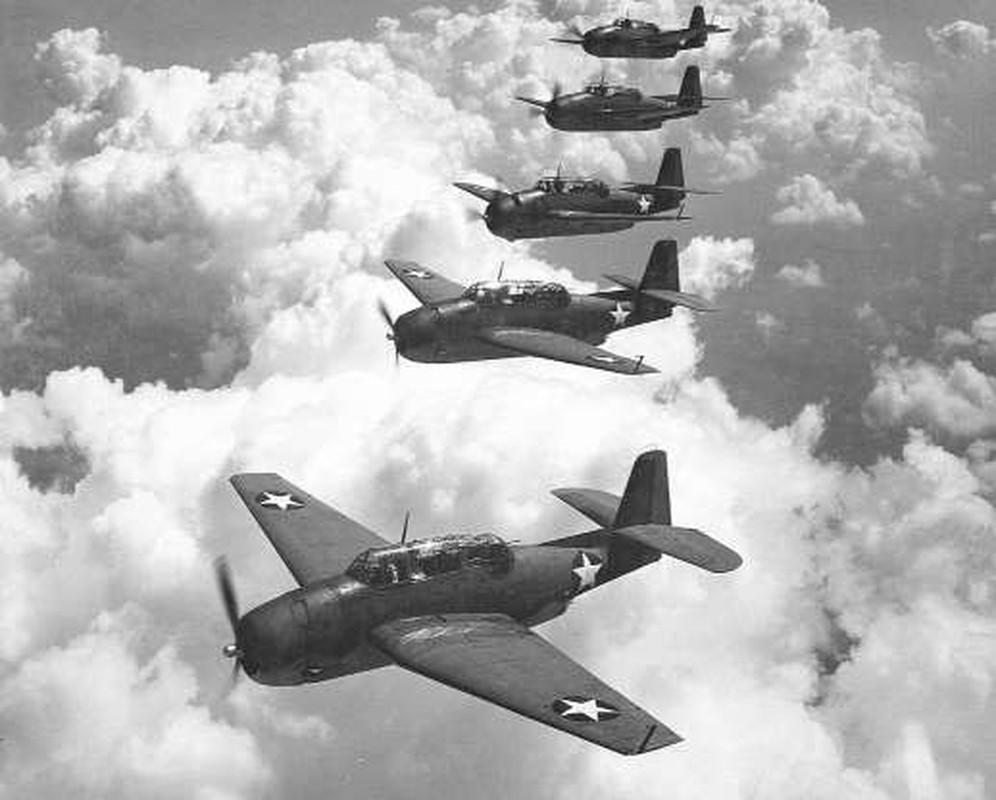 Kho giai vu 5 may bay mat tich o tam giac quy Bermuda nam 1945