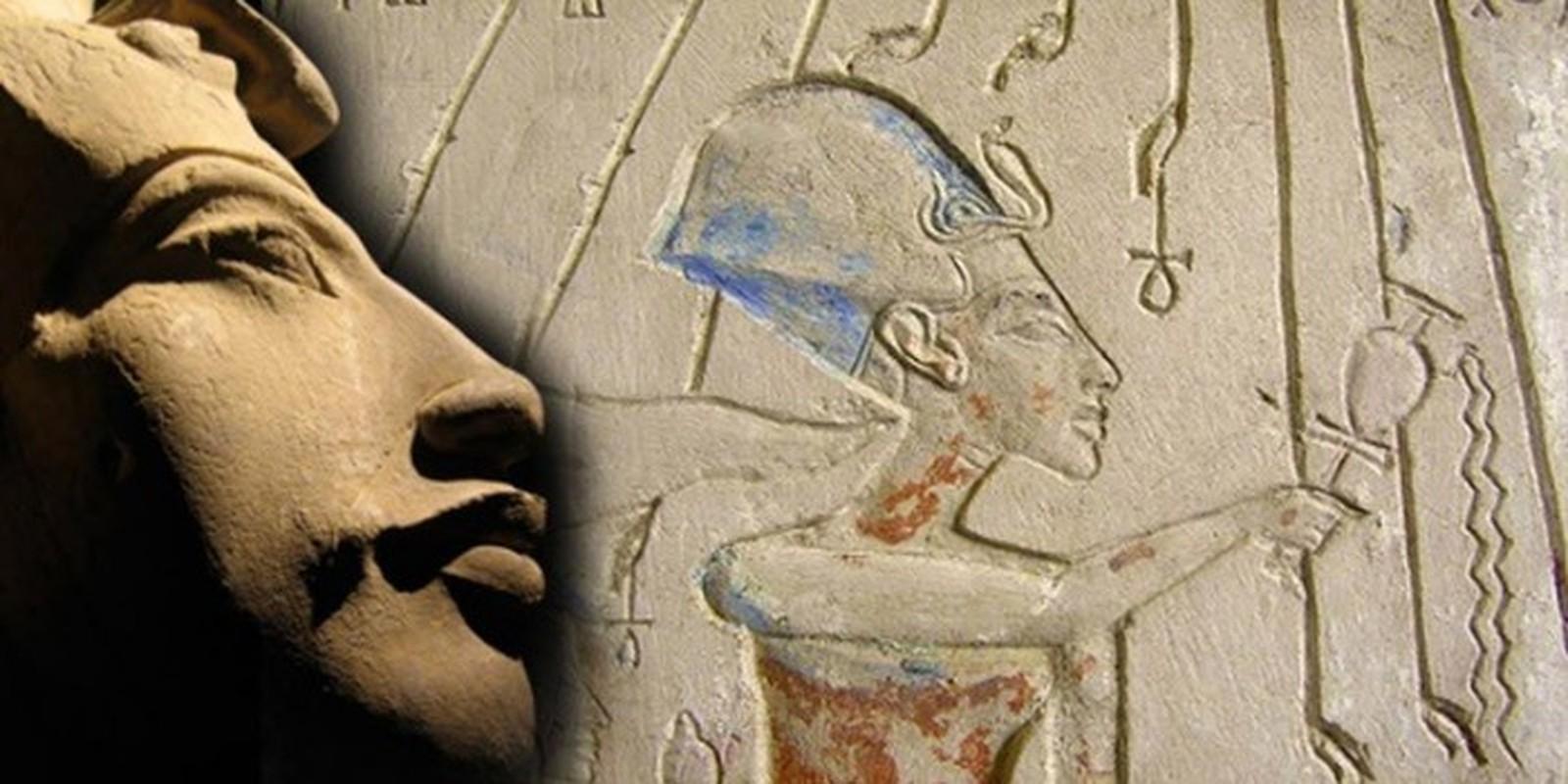 Vi sao cha cua pharaoh Ai Cap Tutankhamun bi xoa ten khoi lich su?-Hinh-10