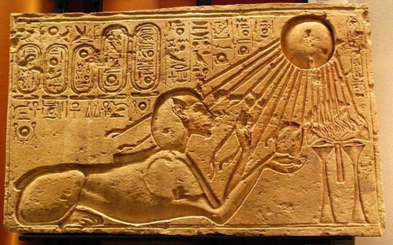Vi sao cha cua pharaoh Ai Cap Tutankhamun bi xoa ten khoi lich su?-Hinh-2