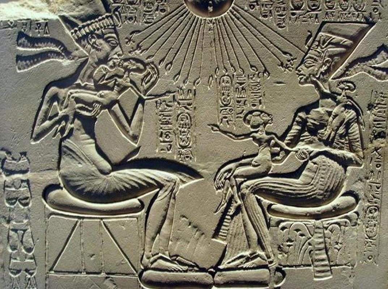 Vi sao cha cua pharaoh Ai Cap Tutankhamun bi xoa ten khoi lich su?-Hinh-3