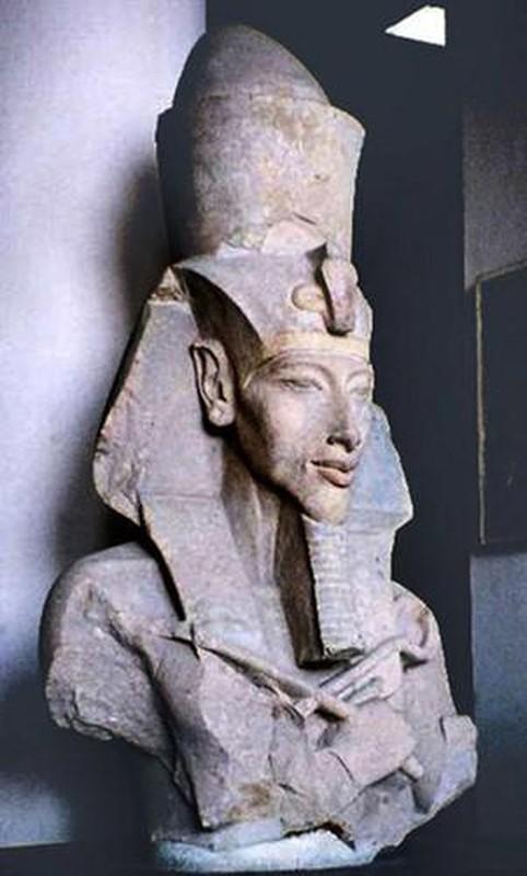 Vi sao cha cua pharaoh Ai Cap Tutankhamun bi xoa ten khoi lich su?-Hinh-4