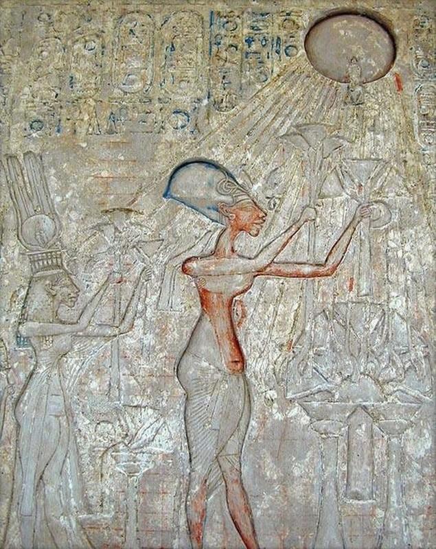 Vi sao cha cua pharaoh Ai Cap Tutankhamun bi xoa ten khoi lich su?-Hinh-9