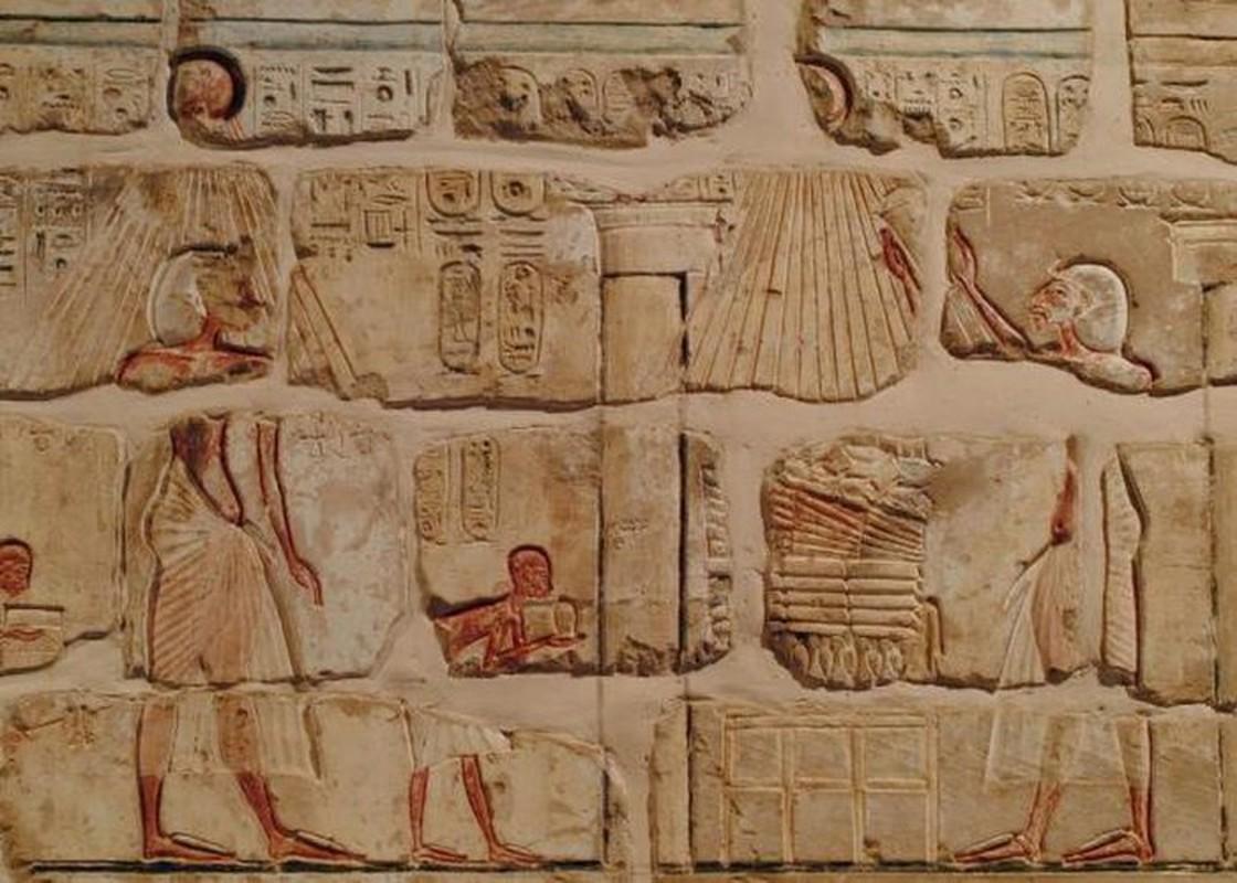 Vi sao cha cua pharaoh Ai Cap Tutankhamun bi xoa ten khoi lich su?